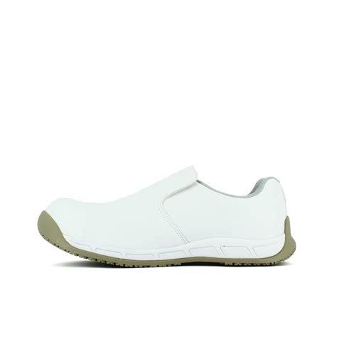 chaussures de cuisine femme chaussure de cuisine agroalimentaire blanche et