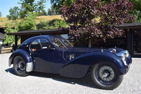 "When we saw his 1937 type 57sc gangloff drophead at paul. Bugatti type 57 SC ""Atlantic"" 1937-38 -Koux recreation- - Classic 1938 Bugatti Type 57SC"