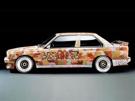 Bmw Art Car 07 Michael Jagamara Nelson Australia