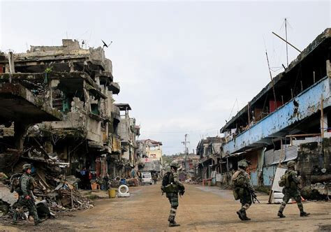 the battle of marawi is 21st century arms race