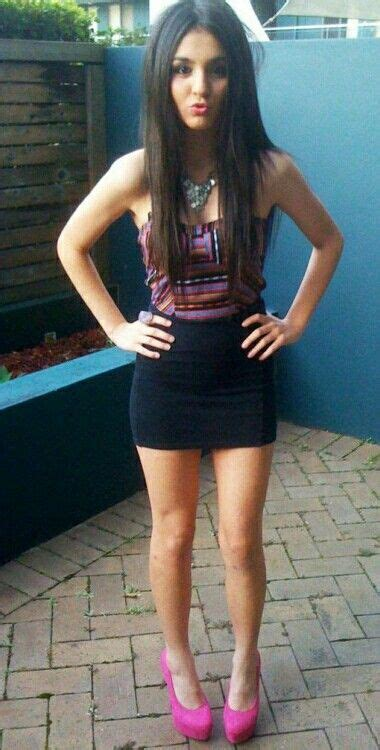 Best Chav Teen Images On Pinterest Babe Heels And
