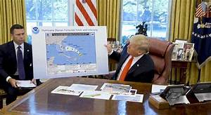 After Trump Showed A Fake Hurricane Map Altered With A Sharpie, People Responded With 30 Funny ...
