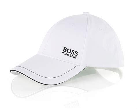 Hugo Boss Green Cap 1 50245070 100 Baseball Cap White Golf