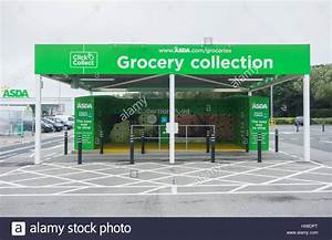 Click Collect : click and collect grocery collection point in asda store car park stock photo royalty free ~ One.caynefoto.club Haus und Dekorationen