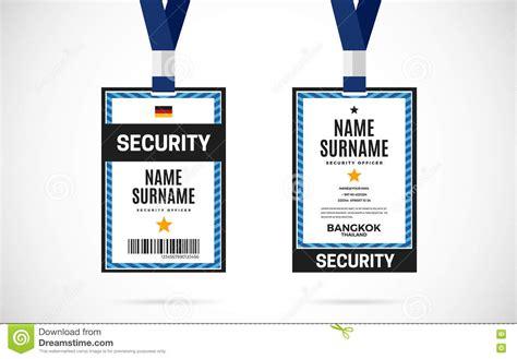 contoh id card design  tips
