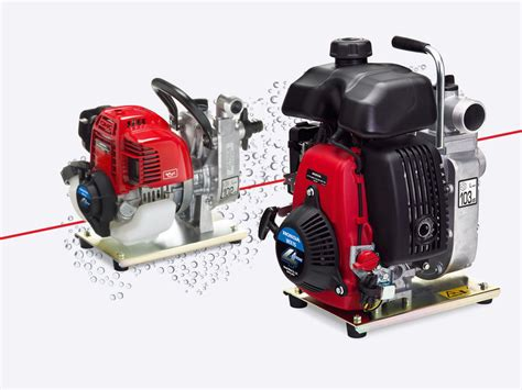 Lightweight Water Pump Specifications