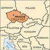Prague: location -- Kids Encyclopedia | Children's ...