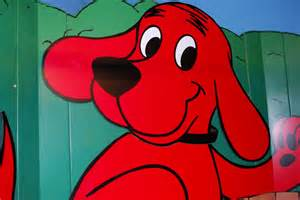 Clifford the Big Red Dog Emily