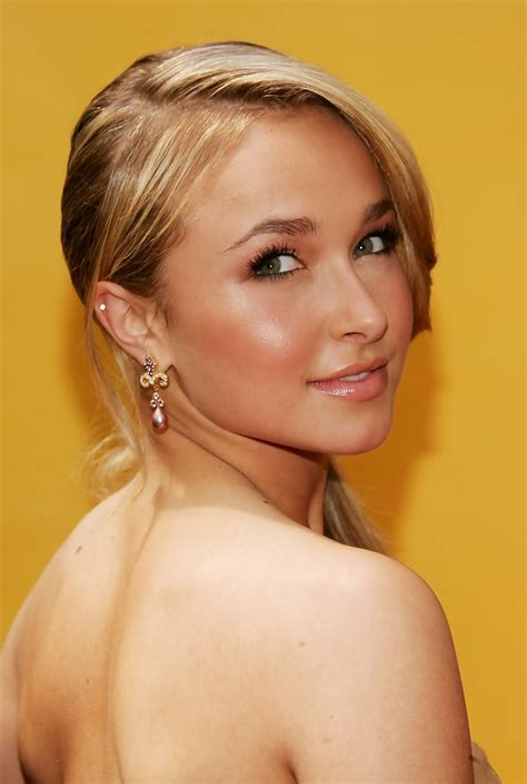 ponytails for hair styles hayden panettiere photos photos nbc primetime preview 5055