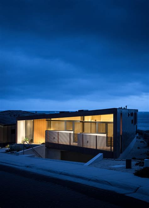 monterey beach house  sagan piechota architecture