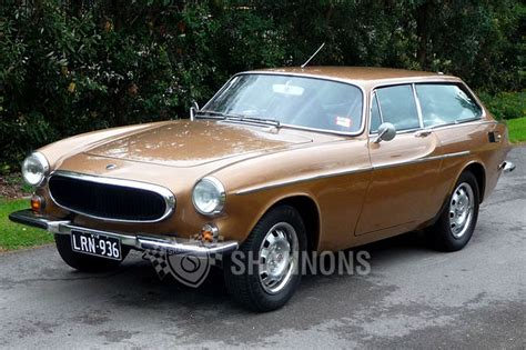 Volvo Estate Wagon by Sold Volvo P1800es Estate Wagon Auctions Lot 29 Shannons
