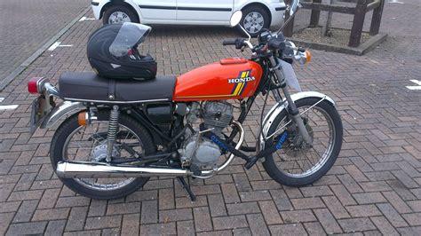 Honda Cb 125 by Honda Cb125j 1978 Cb 125 Cb 125 Cb125s