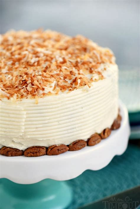 slow cooker carrot cake  cream cheese frosting