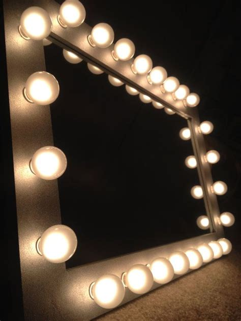 mirror with light bulbs 31 best make up mirror light images on