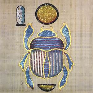 The Egyptian Scarab Beetle U2026 By Dr  Paul Drouin