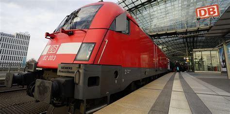 Discover Germany's Regions On Deutsche Bahn's Regional Trains