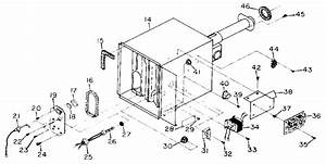 Chamber Assembly Diagram  U0026 Parts List For Model Dnv25gs
