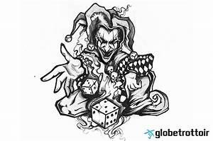 Clown Tattoo design and ideas in 2016 on Tattooss.net