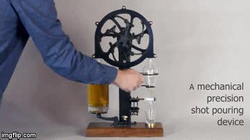 okaaaaay  handcrank mechanical pump  pour precision