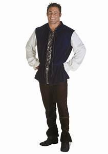 Plus Size Renaissance Tavern Man Costume