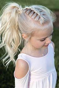 Girl Hairstyle Little Hair