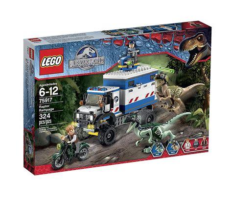 LEGO Jurassic World Sets Available on Amazon