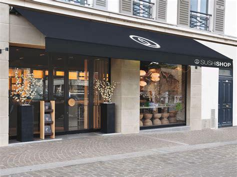 siege sushi shop gbs groupe aménagement d 39 espaces
