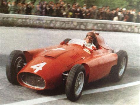 1956 juan manuel fangio d50 classic cars autos argentinos coches de