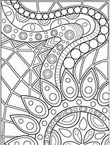 Coloring Pages Geometric Colouring Abstract Adults Para Pattern Mandala Mandalas Adult Sheets Dibujos Geometrische Books App Printable Colorear Malvorlagen Fun sketch template