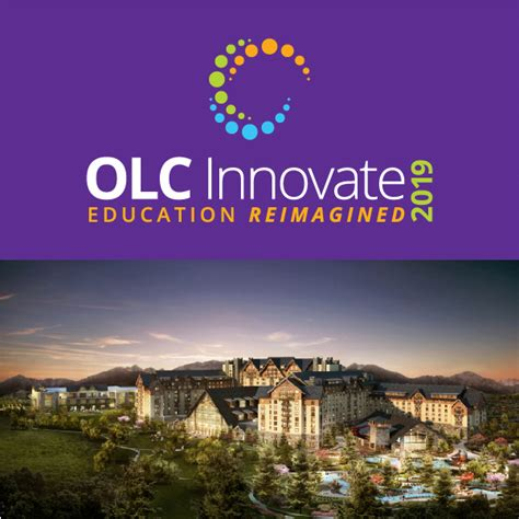 olc innovate  program schedule olc