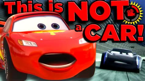 The Cars In The Cars Movie Aren't Cars!