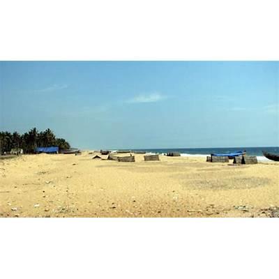 Poovar beach near KovalamLandscapesAn India Traveler