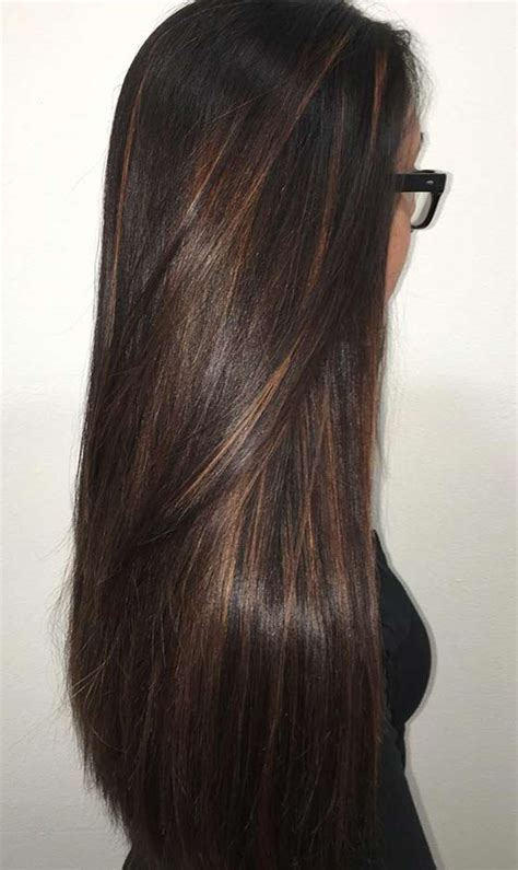 Colours Of Brown Hair by 10 Times Mocha Hair Color Slayed The Hair Hairstylec