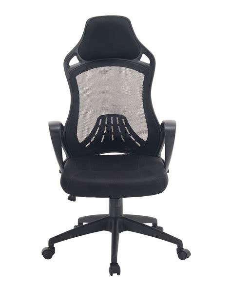 siege fauteuil log chaise de bureau sport haut dossier kayelles com