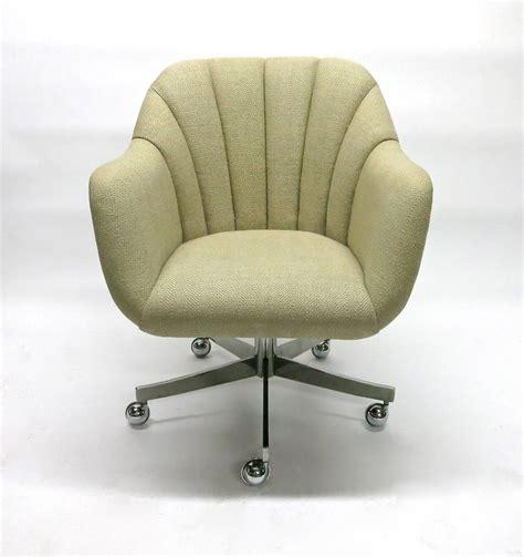single swivel desk chair by ward for brickell