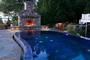 Landscaped, Outdoor, Living, Fire, Pit, Ideas, Simplified
