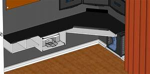 laminate - What material can I use for this custom corner
