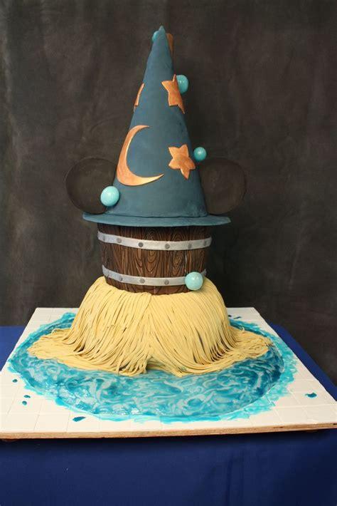 Disney Fantasia Cake