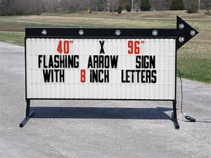 model a 74096t outdoor sign outdoorletterscom With outside sign letters