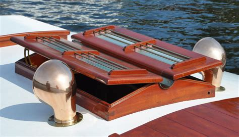Wooden Boat Hatches by Sterns Mckay Cabin Cruiser Cabin Hatches 1917 25