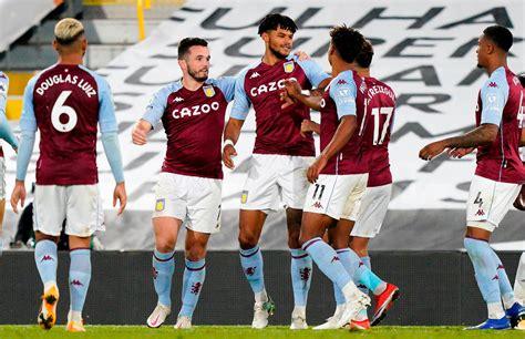 Fulham vs Aston Villa LIVE: Result, final score and ...