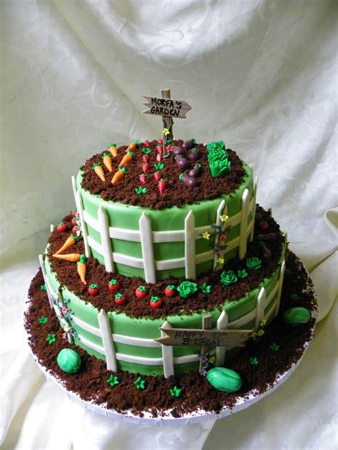 cake garden vegetable garden birthday cake cakecentral com