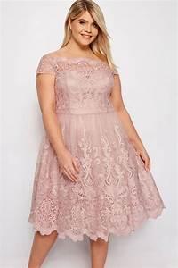 Condition Pour Etre Garant : chi chi robe rose pastel liviah grande taille 44 54 ~ Medecine-chirurgie-esthetiques.com Avis de Voitures