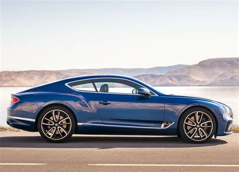 2018 bentley continental gt gets awesome new look more power