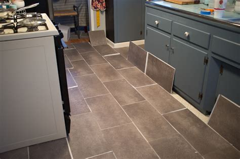 sticky tiles for kitchen floor kitchen overdue the poopers 8355