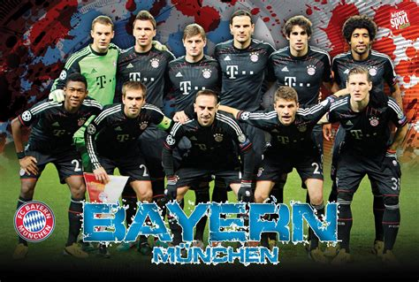 Fc Bayern Munich HD Wallpapers (77+ images)