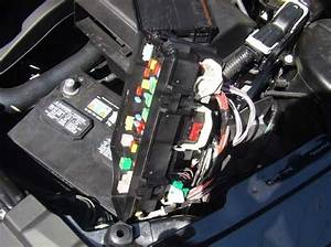 2007 Dodge Caliber Fuse Box