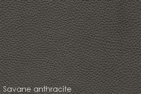canapé cuir gris anthracite les cuirs