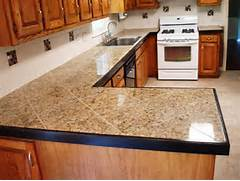Diy Kitchen Countertop Ideas by Ideas Of Tiled Kitchen Countertops