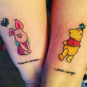 Tattoo Amitié : 1001 id es amusantes et symboliques pour un tatouage ~ Melissatoandfro.com Idées de Décoration